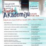 Poziv maturantima za sudjelovanje u Zimskoj akademiji