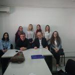 Studenti Edukacijskog fakulteta posjetili Centar za socijalni rad
