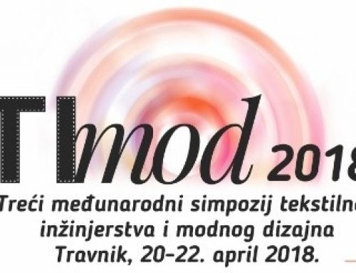 Svečano otvoren Treći međunarodni simpozij tekstilnog inženjerstva i modnog dizajna  TImod 2018