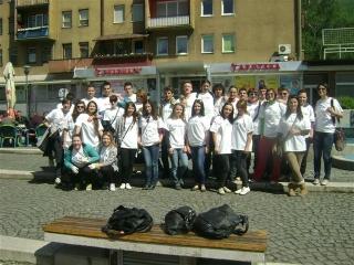 Akcija uredjenja grada Travnika