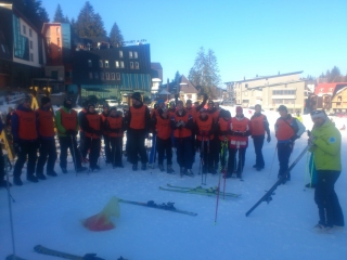 Prakticna nastava Skijanja – Vlašic 2015