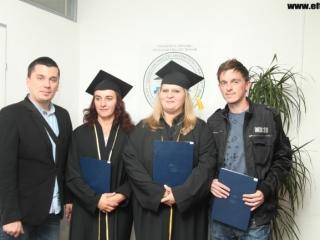 Promocija diplomanata i magistranata 2013.