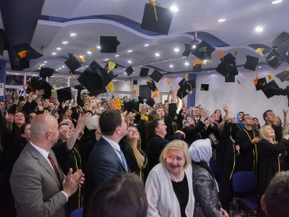 Promocija diplomanata i magistranata 2015.