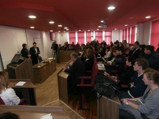 Prva znanstvena konferecija iz oblasti književnosti i jezika