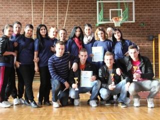 Prve sportske igre studenata Univerziteta u Travniku
