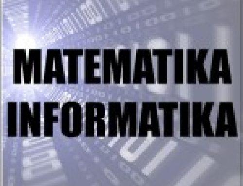 Info: Rezultati ispita – Numerička matematika i Linearna algebra