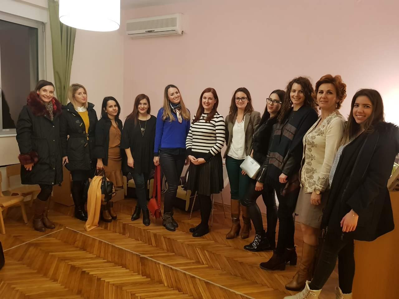 Projekat TEACHER: Prvi dan workshopa
