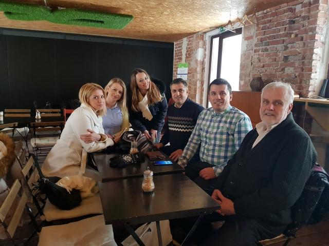 Projekat TEACHER – Uspješno realizovana studijska posjeta Slovačkoj