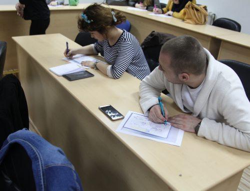 Održan workshop: Kako organizirati svoje vrijeme?