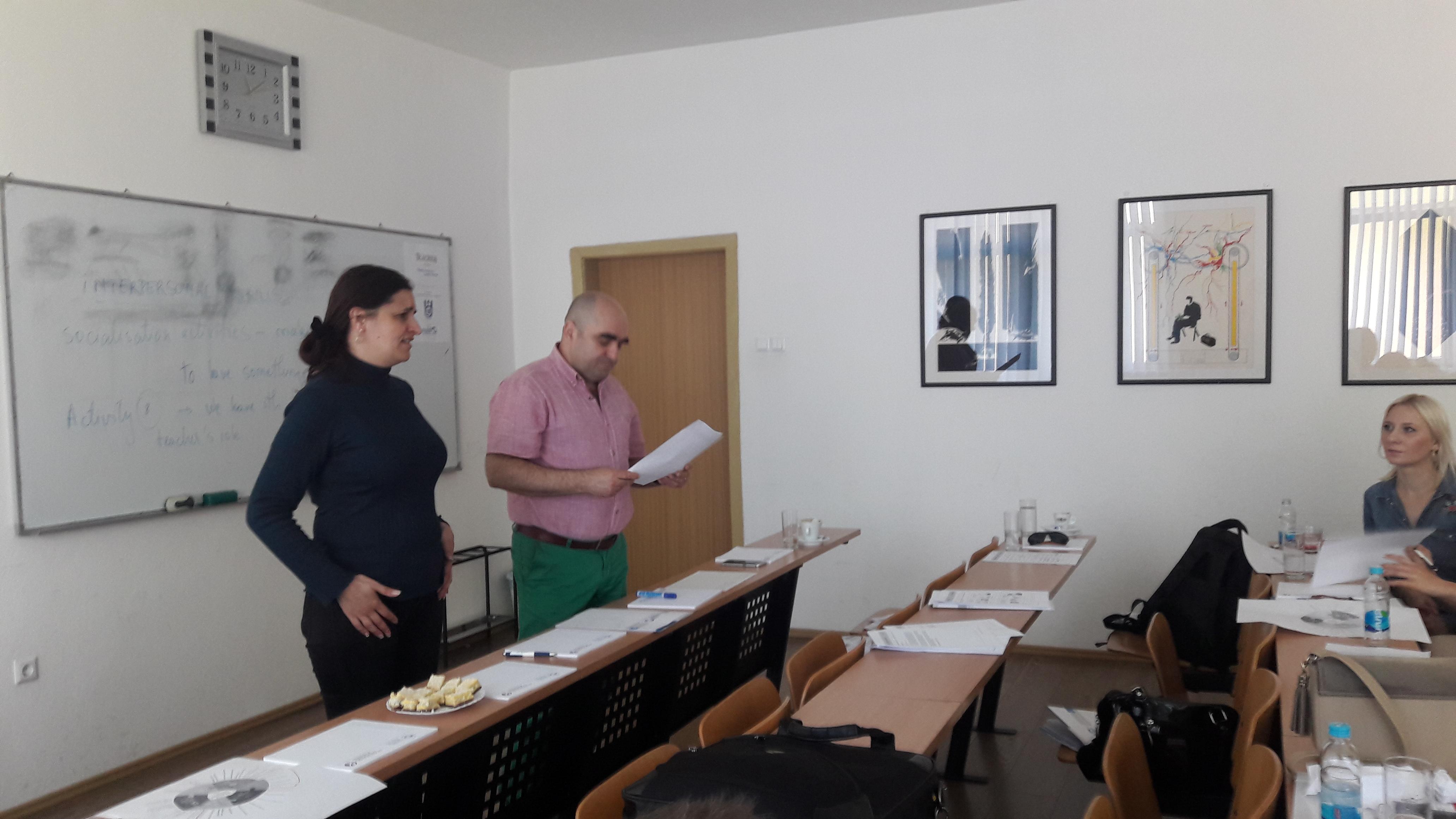 Projekat TEACHER – Prvi dan TOT seminara u Banjoj Luci
