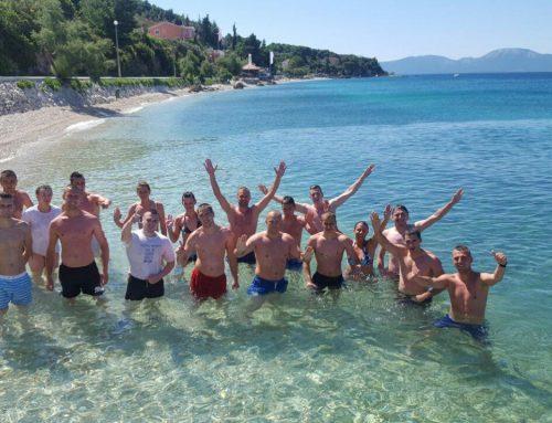 Praktična nastava iz predmeta Plivanje: Zaostrog 01.07. – 08.07.2018.