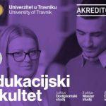 UPIS JE U TOKU! Konkurs za upis studenata u akademsku 2018./2019. godinu