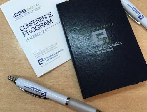 Učešće na internacionalnoj konferenciji ICES 2018