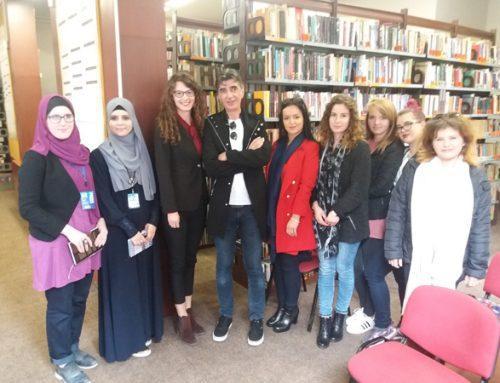 Studenti Edukacijskog fakulteta prisustvovali predavanju prof. dr. Edina Pobrića