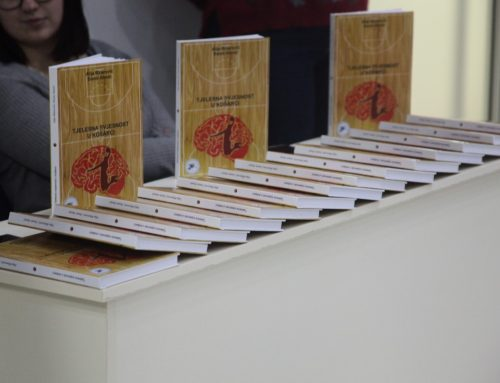 """Održana promocija knjige """"Tjelesna svjesnost u košarci"""""""