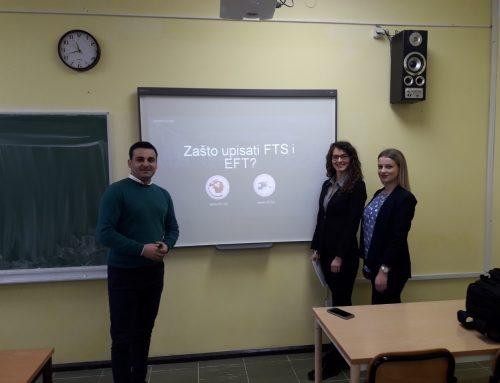 """Posjeta Mješovitoj srednjoj tehničkoj školi """"Travnik"""""""