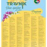 Izabrano najbolje rješenje plakata za manifestaciju Dani općine Travnik 2019.
