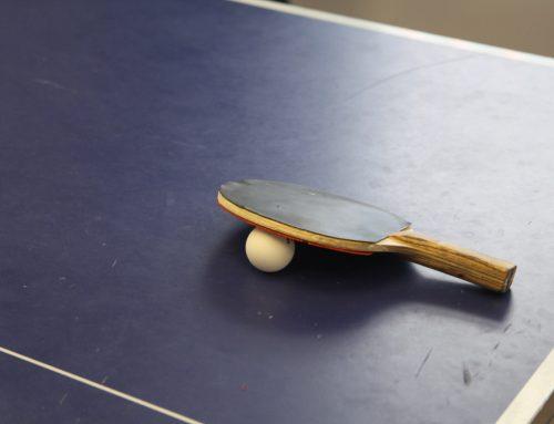 Održan turnir u stolnom tenisu!