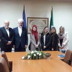 Studenti posjetili i ured Travničkog muftijstva