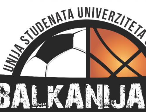 Poziv studentima za učešće na Balkanijadi 2019.