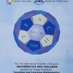 """Predstavnici Edukacijskog fakulteta na konferenciji """"Mathematics and Children 2019.""""u Osijeku"""