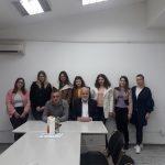 Studenti Pedagogije i psihologije posjetili JU Centar za socijalni rad u Travniku