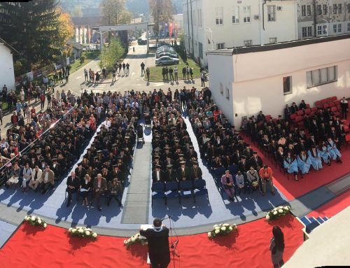 Svečana promocija diplomanata, magistranata i doktoranata 2019