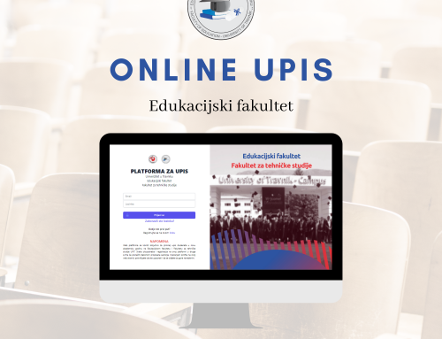Upute za online upis