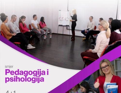 Zašto izabrati studijski smjer Pedagogija i psihologija