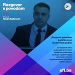 Razgovor s povodom – Prof. dr. Hazim Selimović –  Dekan Edukacijskog fakulteta