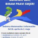 Matematika i informatika – put u bolju budućnost