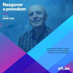 Razgovor s povodom – prof.dr. Refik Ćatić