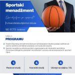 Sportski menadžment na Edukacijskom fakultetu
