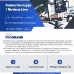 Studijski smjer Komunikologija/Novinarstvo