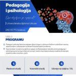 Studirajte Pedagogiju i psihologiju na Edukacijskom fakultetu