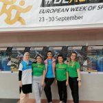 Bili smo dio Evropske sedmice sporta!